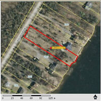 One acre Building Lot on Trent Canal near Campbellford
