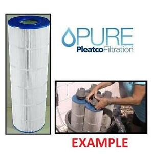 NEW PLEATCO REPLACEMENT CARTRIDGE - 113561365 - POOL  SPA FILTER CARTRIDGE FOR Hayward Star-Clear Plus C1750, Sta-Rit...