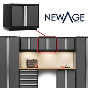 "NEW WALL CABINET ORGANIZER 50000 232556962 NEWAGE BOLD 3 SERIES GRAY 19.5""x24""x16"""