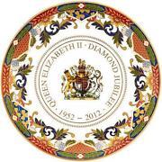 Queen Elizabeth Plate