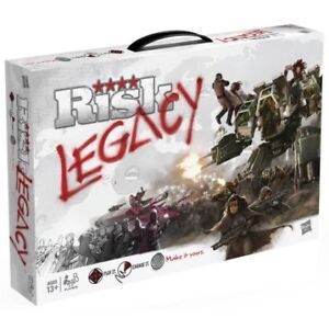 Risk Legacy board game neuf
