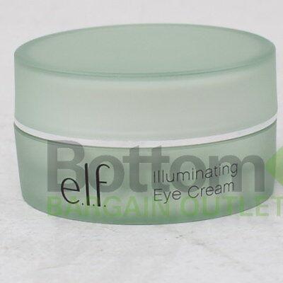 E.L.F. Illuminating Eye Cream With Purified Water, Cucumber & Green Tea