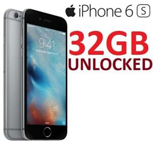 iPhone 6 S 32 gb ... Never been used ! Only $330 unlocked!!
