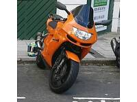 Kawasaki ninja 600cc not r6,cbr,gsxr