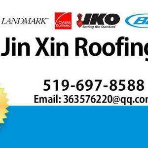Jin Xin Roofing Free Estimate & replace Roof