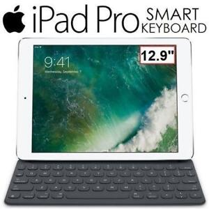 "NEW  APPLE IPAD PRO KEYBOARD MJYR2LL/A 179597849 12.9"" IPAD PRO TABLET SMART KEYBOARD ELECTRONICS"