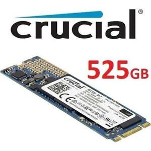 RFB CRUCIAL 525GB M.2 INTERNAL SSD CT525MX300SSD4 200322013 PC COMPUTER LAPTOP NOTEBOOK SOLID STATE INTERNAL DRIVE RE...