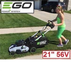 """NEW* EGO 21"""" CORDLESS MOWER LM2100SP 190564619 SELF PROPELLED  56V LAWNMOWER LAWN MOWER GRASS"""