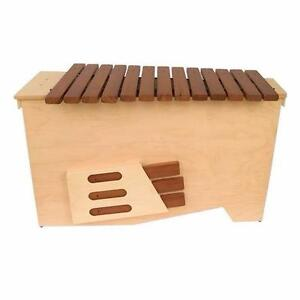NEW* LYONS DIATONIC BASS XYLOPHONE KIDS CLASSROOM MUSICAL INSTRUMENT MUSIC 97192889