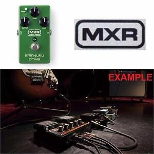 NEW MIXR GUITAR EFFECTS PEDAL  SHIN-JUKU Musical Instruments Amplifiers Effects Electric Guitar 91009991