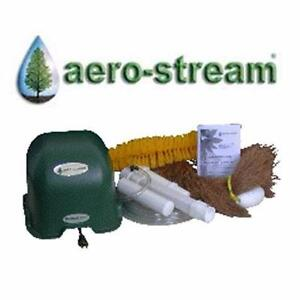 NEW AERO-STREAM REMEDIATOR KIT   Septic Tank Maintenance PLUMBING 96655078