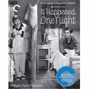 NEW BLU-RAY It Happened One Night   MOVIES - CRITERION COLLECTION CD DVD MOVIE ENTERTAINMENT 96181710