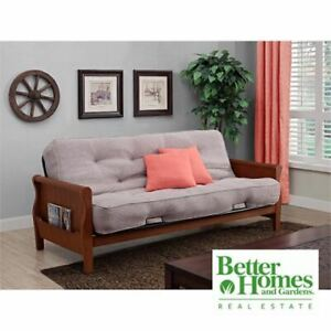 Futon bed - perfect condition -pet and smoke free home