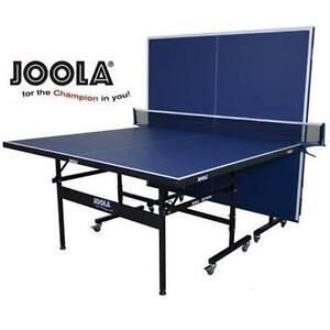 """NEW* JOOLA TABLE TENNIS TABLE - 120610025 - 5/8"""" (15mm) Inside Table Tennis Table - PING PONG PADDLE SPORT PADDLES"""