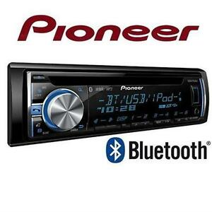 NEW PIONEER CAR RADIO RECEIVER CD PLAYER - BLUETOOTH PANDORA - CAR AUDIO AUTOMOTIVE ELECTRONIC DECK 105693644