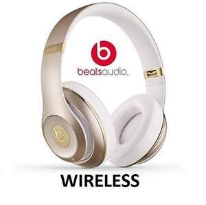 REFURB BEATS WIRELESS HEADPHONES STUDIO 2.0 - GOLD - OVER EAR  81951107