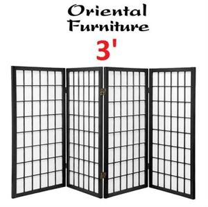PRIVACY SCREEN/ROOM DIVIDER Panel Screen - Not Full Size - READ