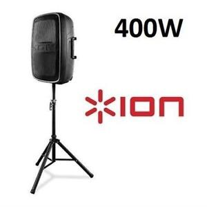 RFB ION AUDIO PA PRO SPEAKER 131893357 BLUETOOTH EVENT Musical Instruments Equipment Music Live Performance REFURBISHED