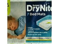 Unopened Pack of Bed Mats