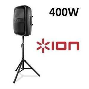OB ION AUDIO PA PRO BT SPEAKER 182453170 BLUETOOTH EVENT Musical Instruments Equipment Music Live Performance OPEN BOX