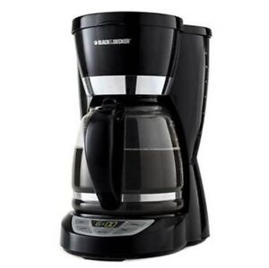Machine à café Black&Decker 12-Cup Programmable Coffee Maker