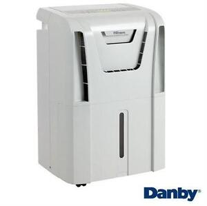 USED DANBY 60 PINT DEHUMIDIFIER PREMIER  Heating, Cooling Air Quality TEMPERATURE
