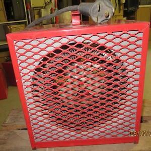 Chaufferette 4800 Watts avec thermostat fonctionant sur 220Volts