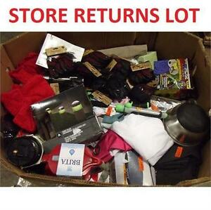 124 AS IS CONSUMER GOODS W/MANIFEST STORE RETURNS NO WARRANTY 79538657
