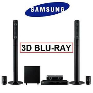 NEW SAMSUNG 3D HOME THEATRE SYSTEM BLU-RAY - 5.1 CHANNEL - 1000W Audio Home Theatre Systems Electronics