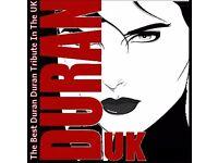 Guitarist Wanted for Duran Duran Tribute