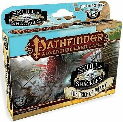Pathfinder Adventure Card Game: Skull and Shackles 5 The Price of Infamy