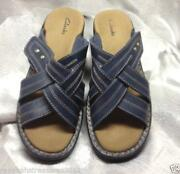 Clarks Sandals Women Size 8 New