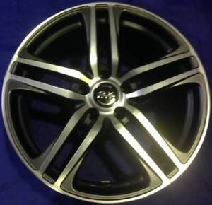 SET OF FOUR (4) OX 18x8 5/114.3 et35 900 Box Hill Whitehorse Area Preview