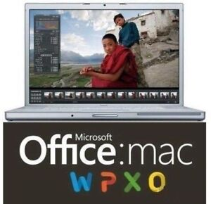 MacBookPro 15 inch / Fast Intel @ 2.16 GHz / Office pour MAC