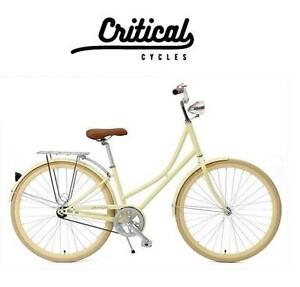 NEW CRITICAL CYCLES WOMEN'S BIKE - 114900298 - BICYCLE 44 CM