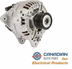 New BOSCH Alternator for AUDI TT 2000-2006 | VOLKSWAGEN BEETLE,GOLF,JETTA 1999-2006