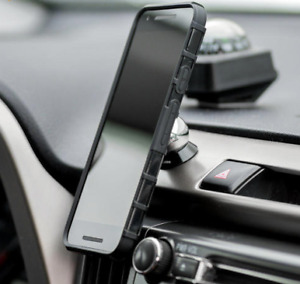 Magnetic Car Mount 360 Degree Rotation (New) (Metal)
