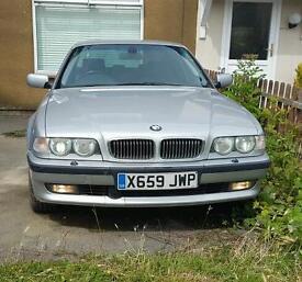 BMW 740i Saloon