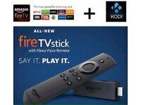 2nd Gen Amazon Firestick + Alexa + Latest KODI 17.4