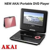Multi Region Portable DVD Player
