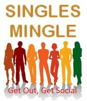 THE SINGLES MINGLE - at The Arts Club Brighton