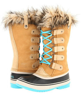 Wanted: Sorel Joan of Arctic Curry Turquoise Winter Boots