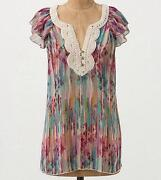 Anthropologie Blouse 4