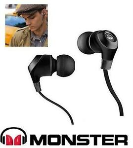 NEW MONSTER CLARITY HIGH DEFINITION IN EAR HEADPHONES