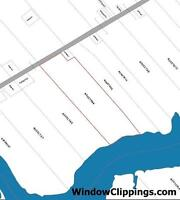 WATERFRONT! WATERFRONT!! LOOKING TO BUILD in NAPAN?