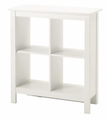 IKEA Tomnas Shelf Unit - Like New - Bedroom Living Room Hallway Storage Shelf Home Furniture