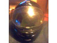 Helm International motorbike helmet