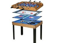 10 in1 Games Table, excellent condition.