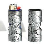 Metal BIC Lighter Case