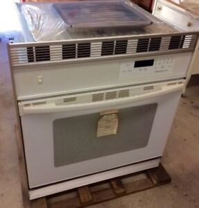 New Gas Wall Oven